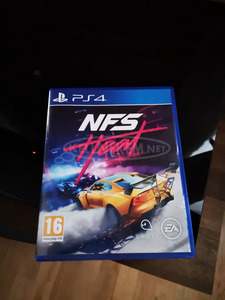 PS4 NFS Heat - playstation 4 need for speed heat