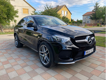 Mercedes-Benz GLE 350 d 4Matic 9G-tronic amg line