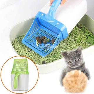 Higiénikus macskaalom lapát
