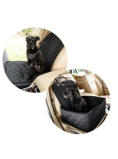 Autós kutyaülés (fekete)
