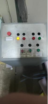 Függőleges Szivacsvágógép